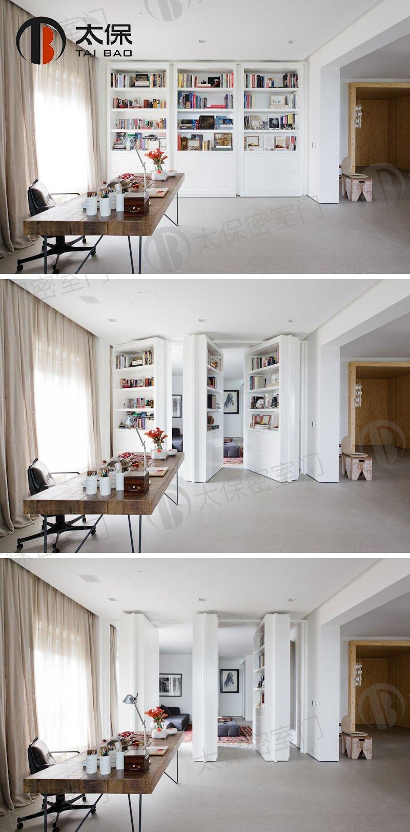 我的别墅要做密室暗门隐形门设计,去哪找密室设计公司?